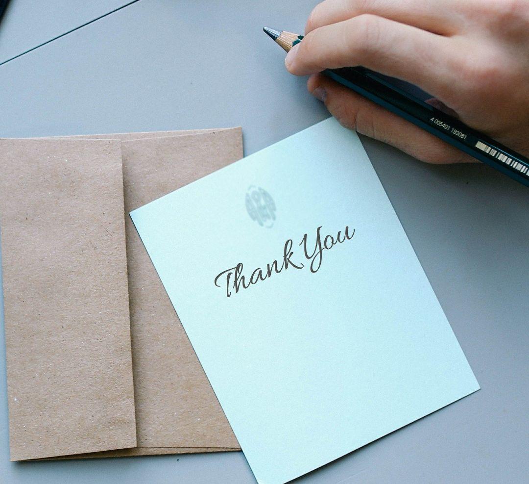 今まで以上の感謝の気持ちと思いやりを忘れない