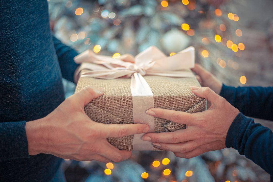 プレゼントを用意する