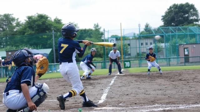 野球,学生時代