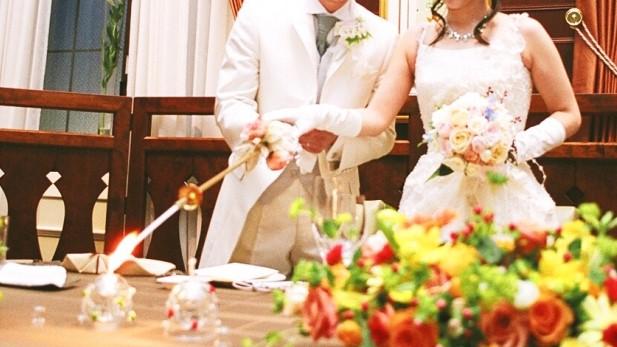結婚式,しない