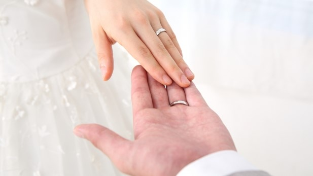 結婚,利害