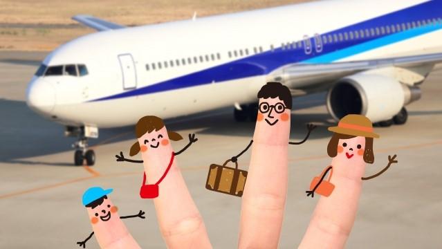 両親,海外旅行