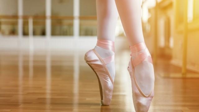 子供時代,バレエ