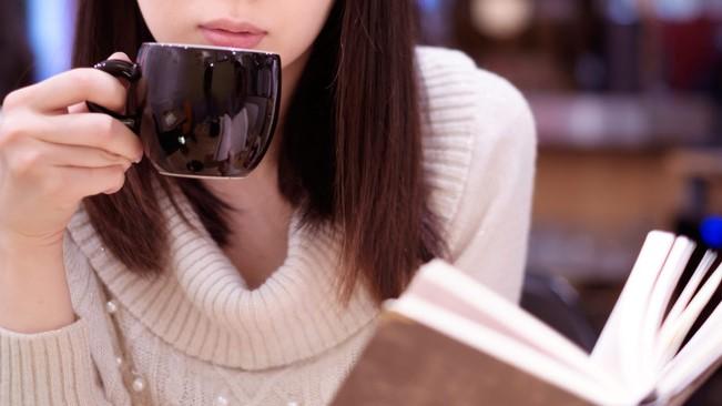 カフェ,出会い