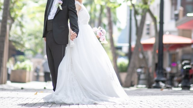 いとこ,結婚式