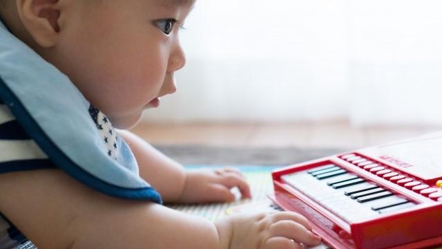 アンパンマン,ピアノ