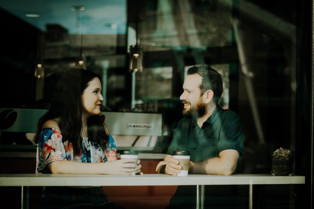 共通点のある会話を意識