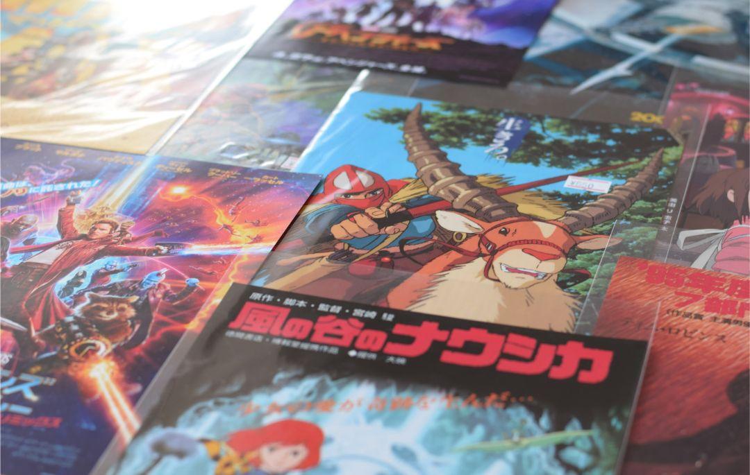 アニメやゲームの話