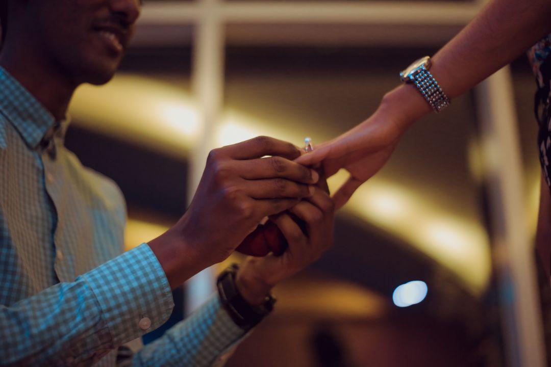 プロポーズしてくれた