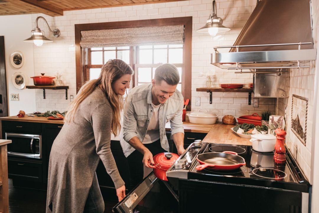 一緒に手料理を作りたい