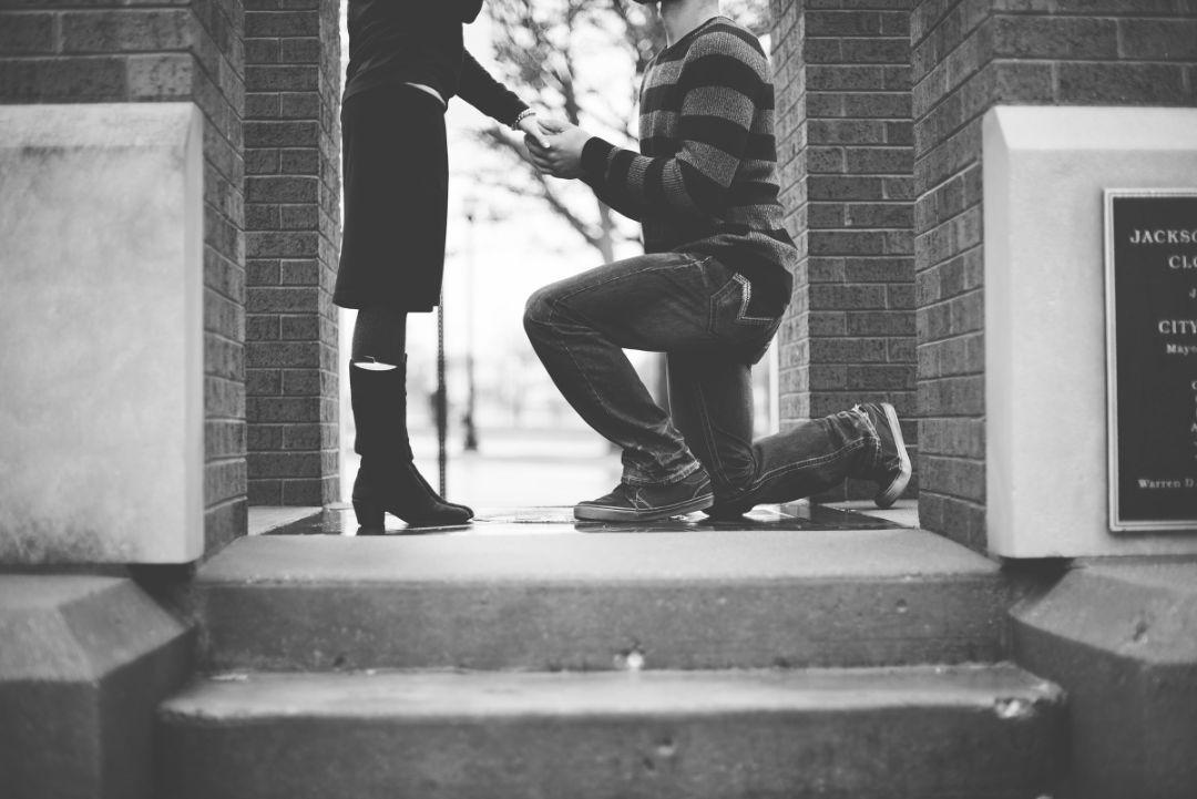 結婚する(したい)と言葉にした