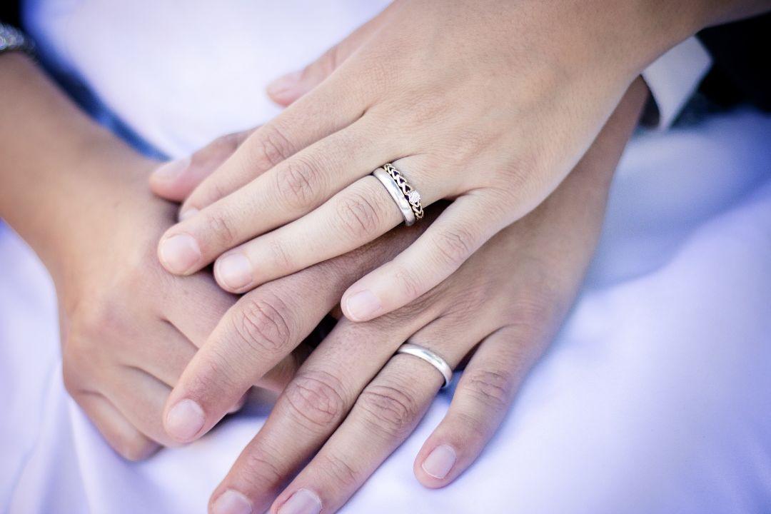 結婚を前提にした付き合いだと初めに言われた