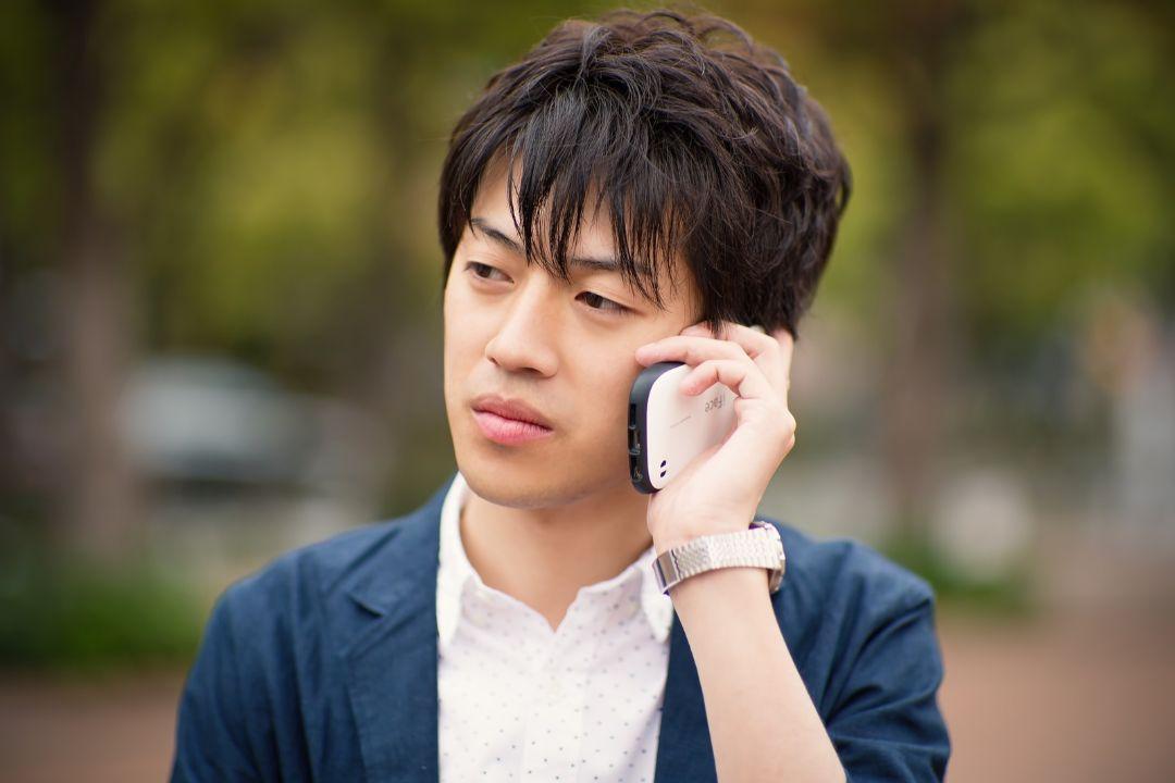 4〜5日に一度は電話をしたい!