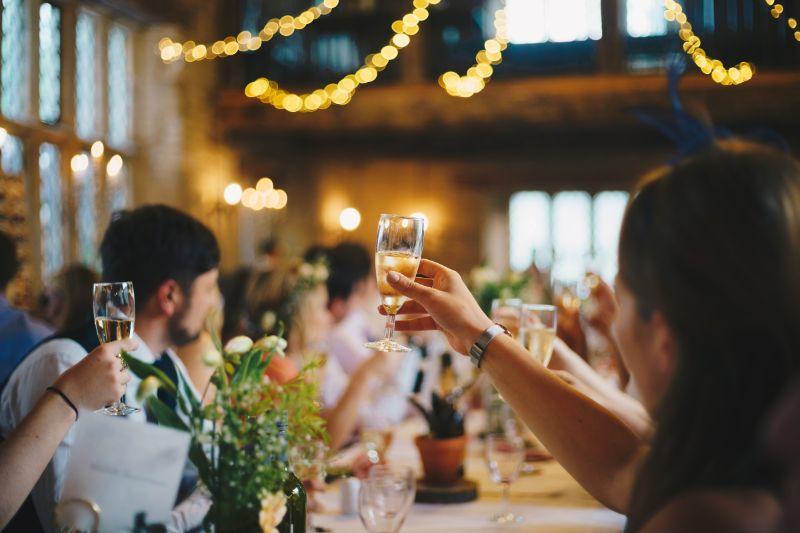 合コン・婚活パーティーで