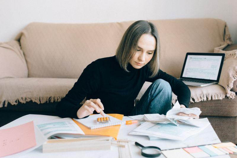 家計を見直す・収支を把握する