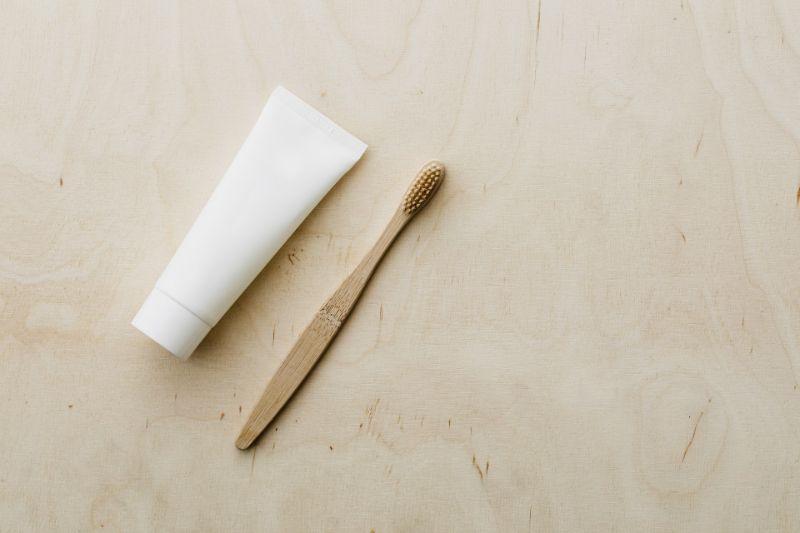 歯磨き粉を新調・ケアグッズ進呈